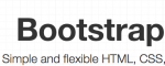 Say hello to Bootstrap, from Twitter