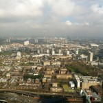 View from Level39 / Canary Wharf